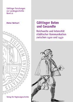 Göttinger Boten und Gesandte von Neitzert,  Dieter