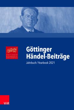 Göttinger Händel-Beiträge, Band 22 von Lütteken,  Laurenz