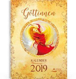Göttinnen-Kalender 2019