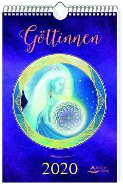 Göttinnen-Kalender 2020 von Schirner Verlag GmbH & Co. KG
