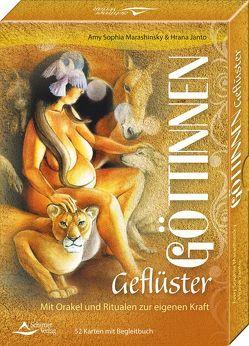 Göttinnengeflüster von Janto,  Hrana, Marashinsky,  Amy Sophia