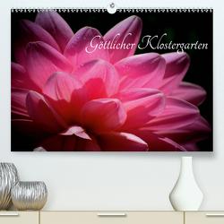 Göttlicher Klostergarten (Premium, hochwertiger DIN A2 Wandkalender 2020, Kunstdruck in Hochglanz) von Herzog,  Uwe