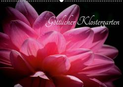Göttlicher Klostergarten (Wandkalender 2021 DIN A2 quer) von Herzog,  Uwe