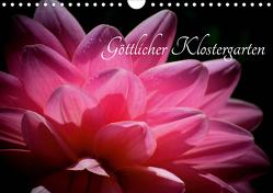Göttlicher Klostergarten (Wandkalender 2021 DIN A4 quer) von Herzog,  Uwe