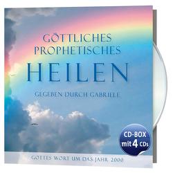 Göttliches Prophetisches Heilen – CD-Box 10 von Gabriele