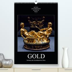 Gold – Schätze der Kunstkammer WienAT-Version (Premium, hochwertiger DIN A2 Wandkalender 2020, Kunstdruck in Hochglanz) von Bartek,  Alexander