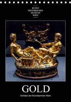 Gold – Schätze der Kunstkammer WienAT-Version (Tischkalender 2019 DIN A5 hoch) von Bartek,  Alexander