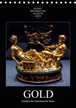 Gold – Schätze der Kunstkammer WienAT-Version (Tischkalender 2021 DIN A5 hoch) von Bartek,  Alexander