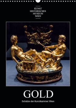 Gold – Schätze der Kunstkammer WienAT-Version (Wandkalender 2019 DIN A3 hoch) von Bartek,  Alexander