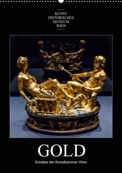 Gold – Schätze der Kunstkammer WienAT-Version (Wandkalender 2020 DIN A2 hoch) von Bartek,  Alexander