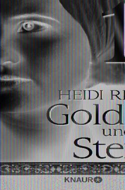 Gold und Stein 1 von Rehn,  Heidi