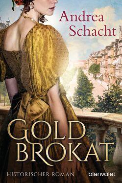 Goldbrokat von Schacht,  Andrea