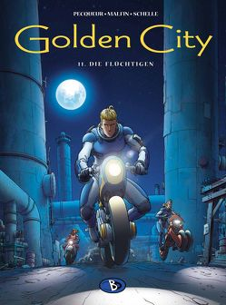 Golden City #11 von DR. Schweizer,  Marcus, Funke,  Saskia, Malfin,  Nicolas, Pecqueur,  Daniel