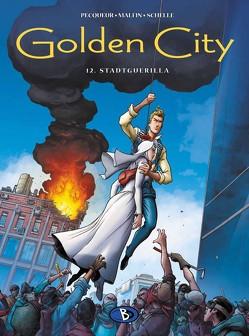Golden City #12 von DR. Schweizer,  Marcus, Malfin,  Nicolas, Pecqueur,  Daniel