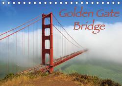 Golden Gate Bridge (Tischkalender 2020 DIN A5 quer) von Wigger,  Dominik
