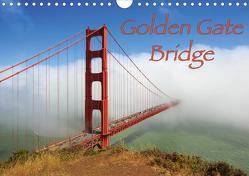 Golden Gate Bridge (Wandkalender 2020 DIN A4 quer) von Wigger,  Dominik