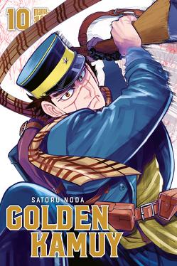 Golden Kamuy 10 von Noda,  Satoru