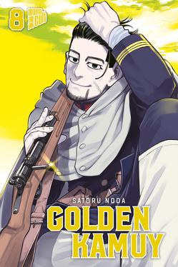 Golden Kamuy 8 von Noda,  Satoru