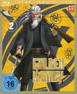 Golden Kamuy – Blu-ray 2 von Nanba,  Hitoshi