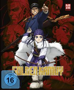 Golden Kamuy – DVD 1 mit Sammelschuber (Limited Edition) von Nanba,  Hitoshi
