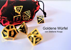 Goldene Würfel von Stefanie Kropp (Wandkalender 2020 DIN A2 quer)