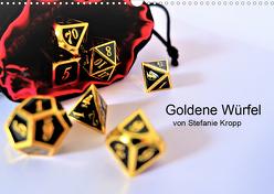 Goldene Würfel von Stefanie Kropp (Wandkalender 2020 DIN A3 quer)