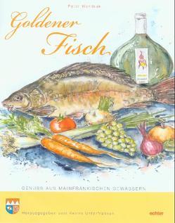 Goldener Fisch von Gilge,  Margarete, Wondrak,  Peter