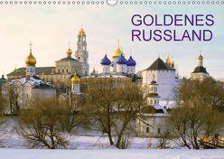 Goldenes Russland (Wandkalender 2018 DIN A3 quer) von Henze,  Sergej