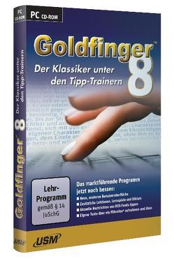Goldfinger 8 von Freudenreich,  Holger