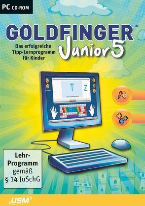 Goldfinger Junior 5 von Freudenreich,  Holger
