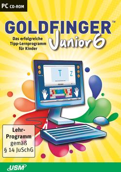 Goldfinger Junior 6 von Freudenreich,  Holger