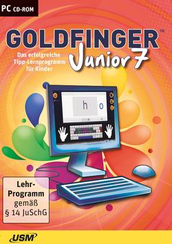 Goldfinger Junior 7 von Freudenreich,  Holger