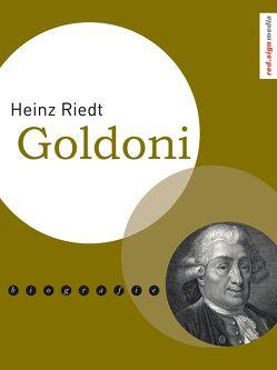 Goldoni von Riedt,  Heinz