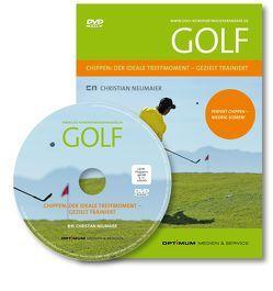 Golf – CHIPPEN: DER IDEALE TREFFMOMENT – GEZIELT TRAINIERT DVD von Neumaier,  Christian