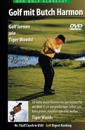 Golf mit Butch Harmon – DVD von Harmon,  Butch