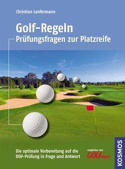 Golf-Regeln von Lanfermann,  Christian