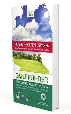 Golfführer für Deutschland 2018/19