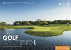 Golfkalender 2019 mit Greenfee-Gutscheinen
