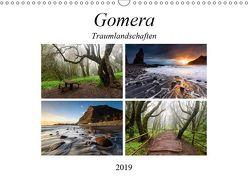 Gomera Traumlandschaften (Wandkalender 2019 DIN A3 quer)