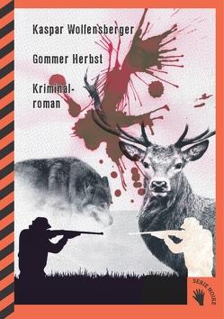 Gommer Herbst von Wolfensberger,  Kaspar