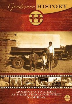 Gondwana History II von Goldbeck,  Mannfred, Kanzler,  Sven E
