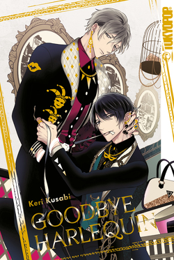 Goodbye Harlequin – Special Edition von Kusabi,  Keri