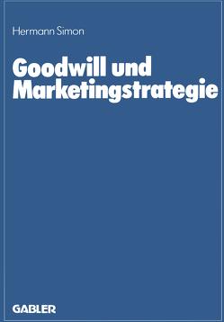 Goodwill und Marketingstrategie von Simon,  Hermann
