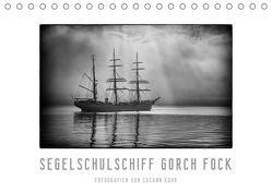Gorch Fock – zeitlose Eindrücke (Tischkalender 2019 DIN A5 quer) von Kuhr,  Susann