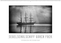 Gorch Fock – zeitlose Eindrücke (Wandkalender 2019 DIN A2 quer) von Kuhr,  Susann