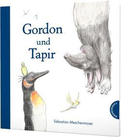 Gordon und Tapir von Meschenmoser,  Sebastian