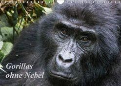 Gorillas ohne Nebel (Wandkalender 2018 DIN A4 quer) von Helmut Gulbins,  Dr.