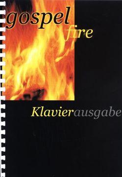 Gospelfire von Jost-Naujoks,  Heinz H, Müller,  Armin, Wilson,  Ruthild