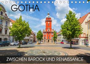 Gotha – zwischen Barock und Renaissance (Tischkalender 2020 DIN A5 quer) von Thoermer,  Val