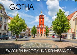 Gotha – zwischen Barock und Renaissance (Wandkalender 2020 DIN A2 quer) von Thoermer,  Val
